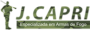 J.Capri Loja de Venda de Armas de Fogo: (42) 3027-6428)